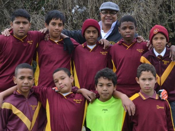 U13 Soccer Maroon Team!